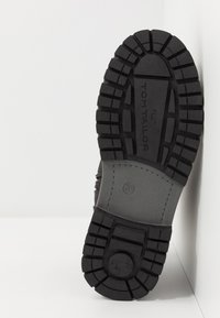TOM TAILOR - Veterboots - black - 5
