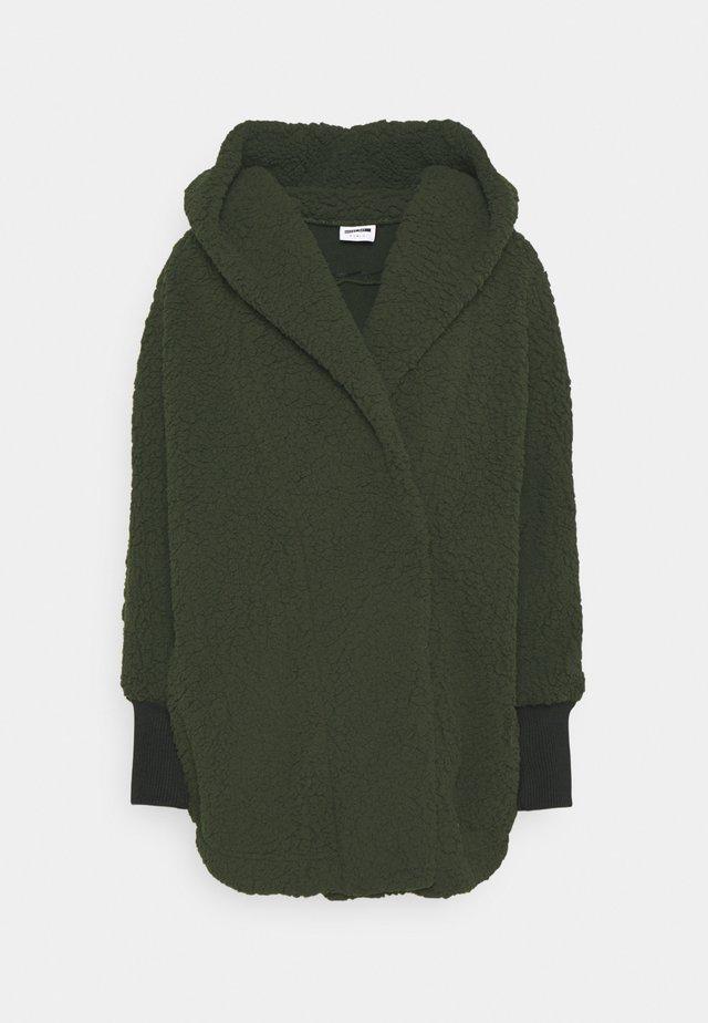 NMCUDDLE COATIGAN - Winter coat - kalamata