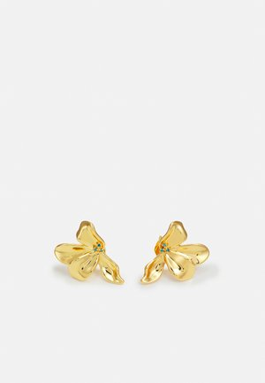 FLEUR  - Earrings - gold-coloured