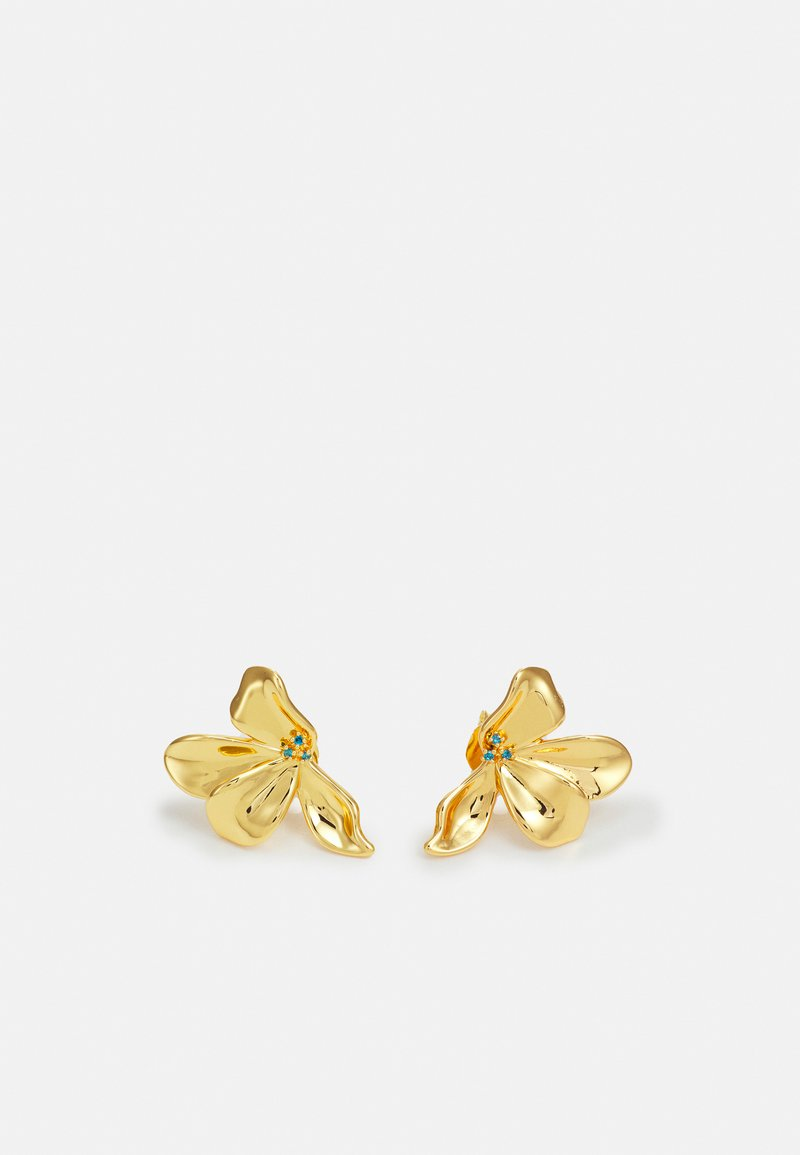 PDPAOLA - FLEUR  - Oorbellen - gold-coloured