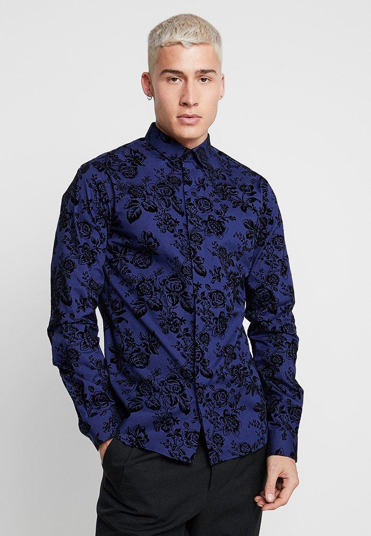 Twisted Tailor - ARMADA - Skjorter - blue