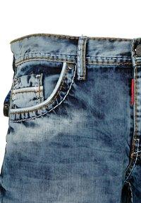 Cipo & Baxx - Slim fit jeans - ijsblauw - 9