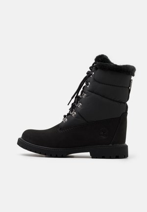 6 INCH HERIT PUFFER  - Winter boots - black