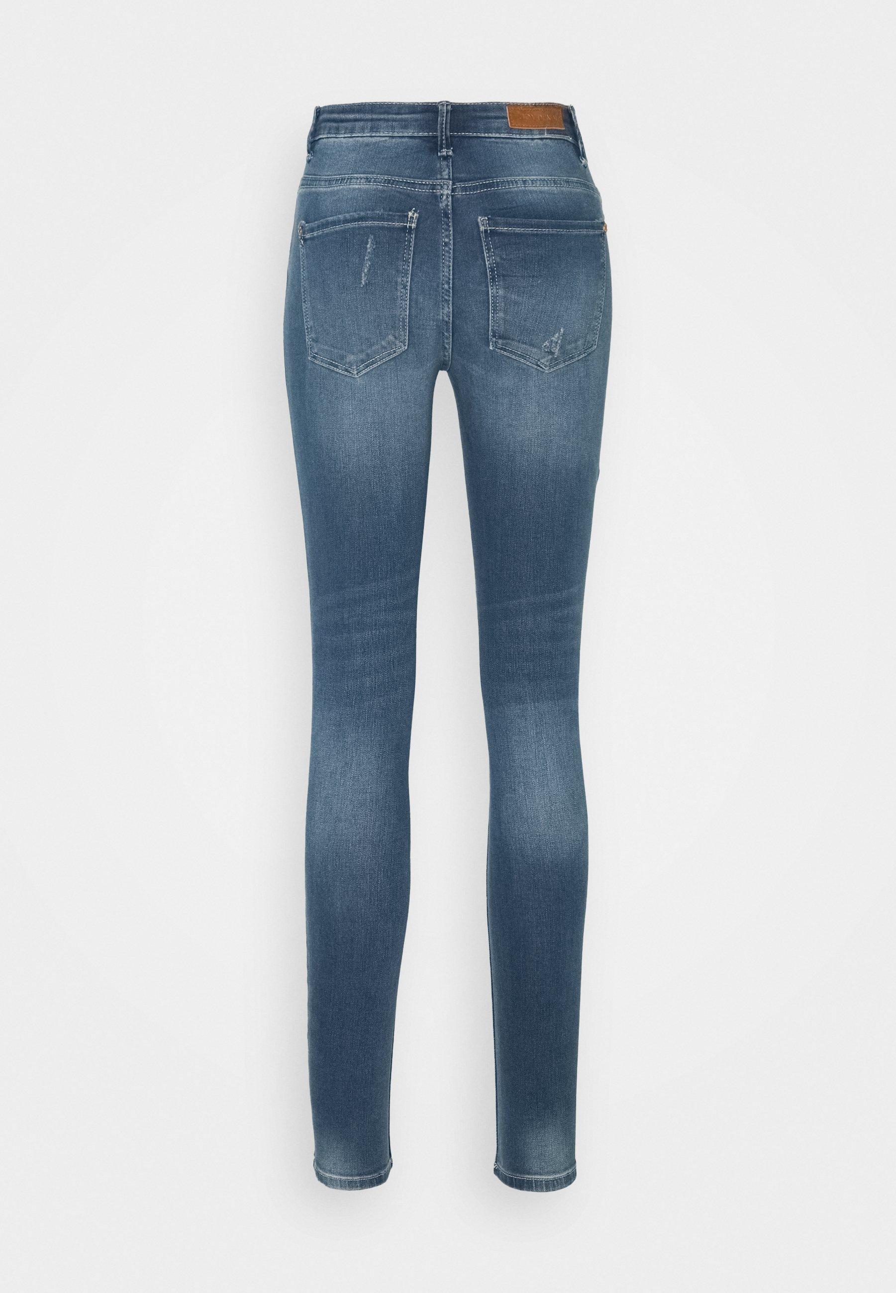 Women JDYNEWCAROLA LIFE - Jeans Skinny Fit