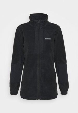 LODGE  - Fleece jacket - black