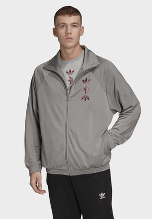 ZENO TRACK TOP - Trainingsvest - grey