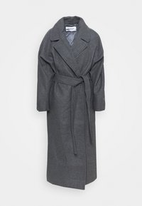 Weekday - KIA BLEND COAT - Abrigo - antracit melange - 4