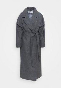 KIA BLEND COAT - Classic coat - antracit melange