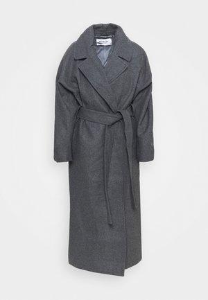KIA BLEND COAT - Zimní kabát - antracit melange