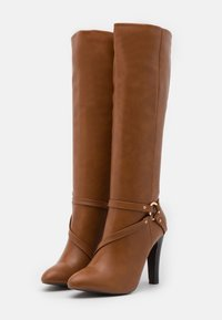 Wallis - PARNESS - Boots - cognac - 2