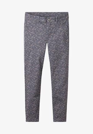 Slim fit jeans - st. fiori grigi