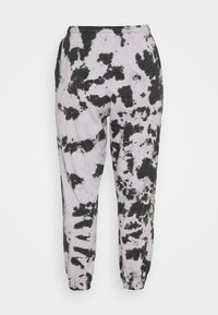 Missguided Plus - TIE DYE 90S JOGGER - Tracksuit bottoms - lilac - 1