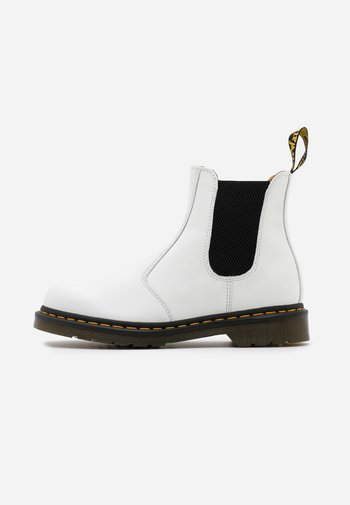 2976 YS - Kotníkové boty - white smooth