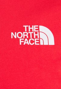 The North Face - SIMPLE DOME - Basic T-shirt - horizon red - 5