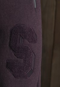 Superdry - Tracksuit bottoms - autumn blackberry marl - 2