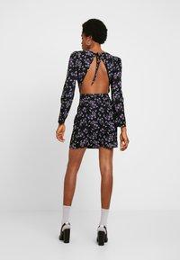 Fashion Union - MALIAN - Denní šaty - purple - 3