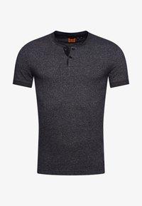 Superdry - T-shirt print - dark grey twill - 2