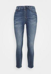 SYLVIA SUPER - Jeans Skinny Fit - dark blue