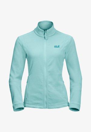 Fleece jacket - powder blue