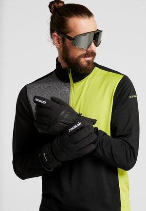 FRANK GTX® - Gloves - black/white