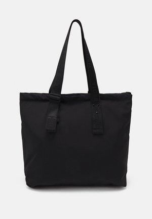 BLAUE UNISEX - Bolso shopping - black