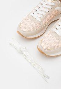 Anna Field - Trainers - white/beige - 5