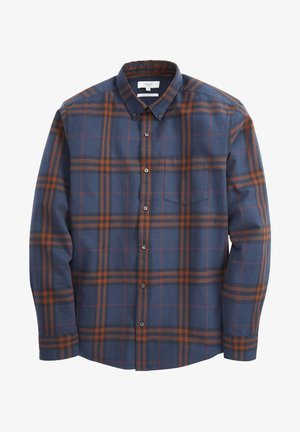 WINDOW PANE CHECK - Skjorta - blue