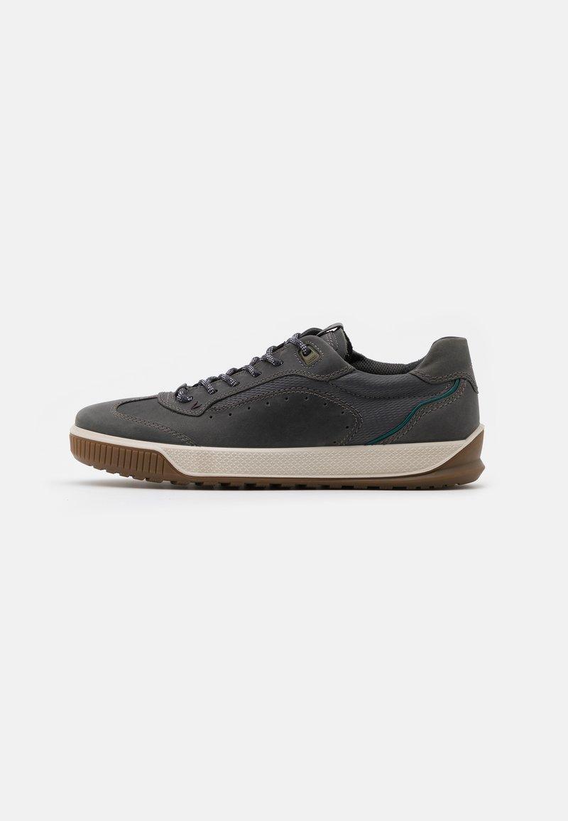 ECCO - BYWAY TRED - Zapatillas - titanium/magnet/baygreen
