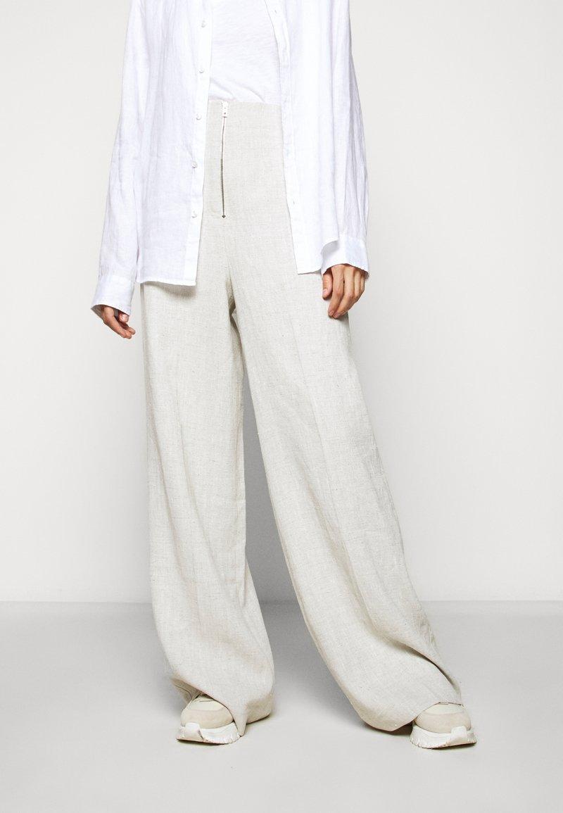 MRZ - Kalhoty - beige