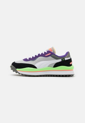 STYLE RIDER PLAY ON UNISEX - Trainers - gray violet/white