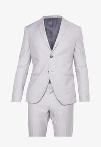 Isaac Dewhirst - FASHION SUIT - Suit - light grey - 11