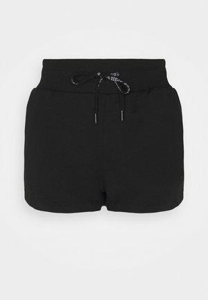 Sports shorts - jet black