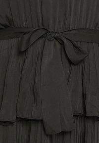 Bruuns Bazaar - EMILLEH ENOLA DRESS - Cocktail dress / Party dress - black - 6