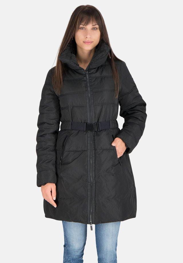 TAKOTNA - Winter coat - black