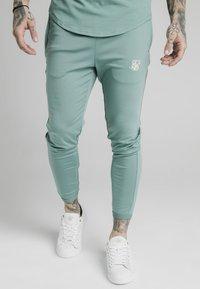 SIKSILK - Pantaloni sportivi - light petrol blue - 0