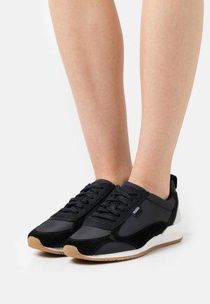 JAMIE LACEUP - Sneakers basse - black