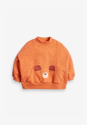 BEAR CHARACTER  - Sweater - brown