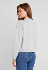 Pieces - PCEMILA  - Sweatshirt - light grey melange - 2