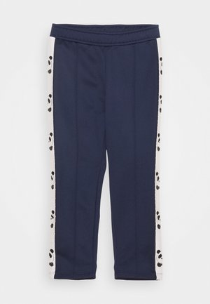 PANDA TROUSERS UNISEX - Tracksuit bottoms - navy