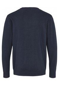 U.S. Polo Assn. - ADAIR - Stickad tröja - dark sapphire - 3