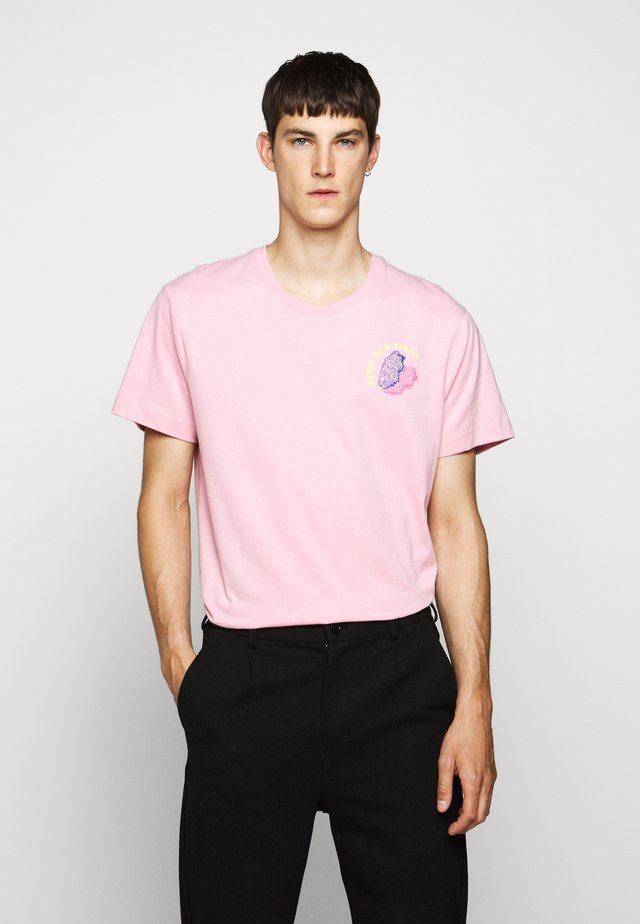 BEAT GIGAS - Camiseta estampada - pink