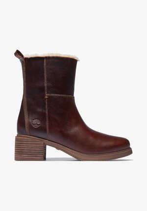 DALSTON VIBE WR - Winter boots - chestnut