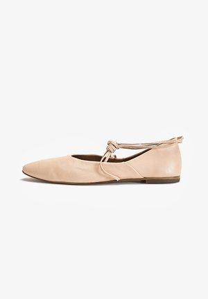 Ballet pumps - blush blh
