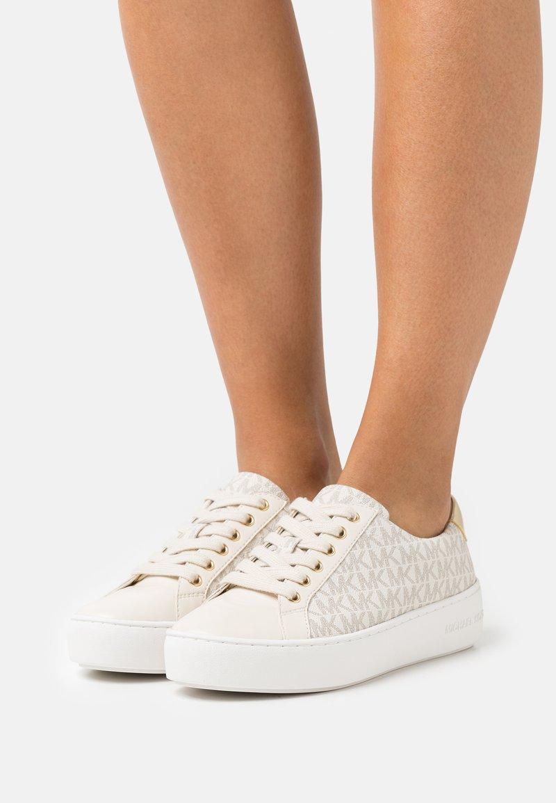 MICHAEL Michael Kors - POPPY - Sneakers laag - white