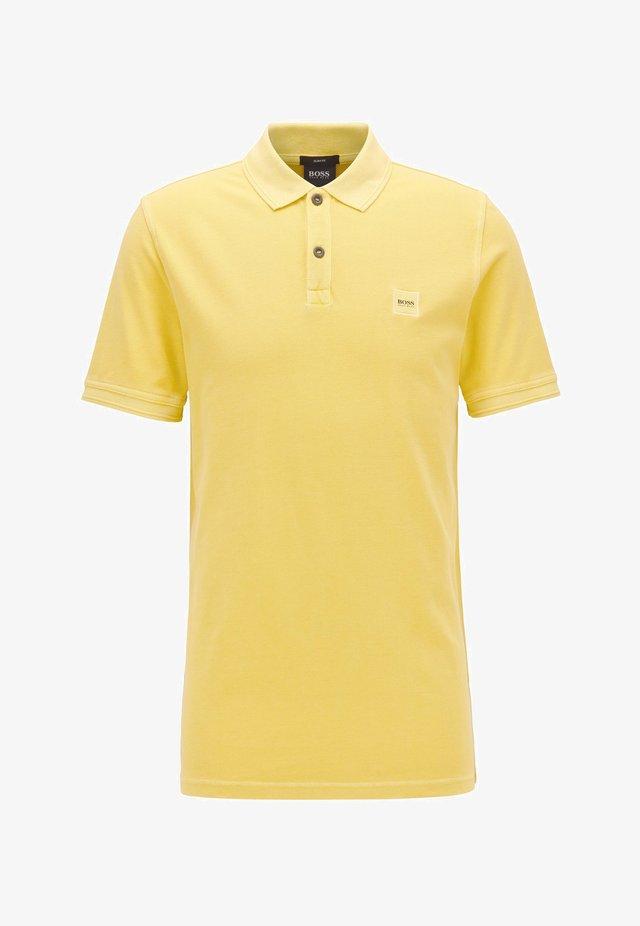 PRIME - Polo shirt - yellow