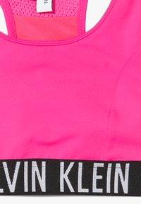 Calvin Klein Swimwear - BRALETTE INTENSE POWER SET - Bikinier - pink - 3