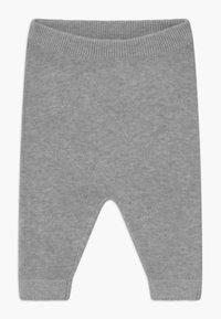 Staccato - SET - Kardigan - mottled grey - 2
