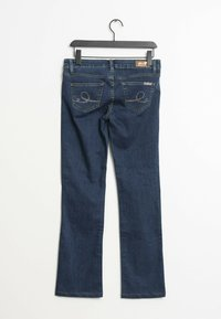 7 for all mankind - Straight leg jeans - blue - 1