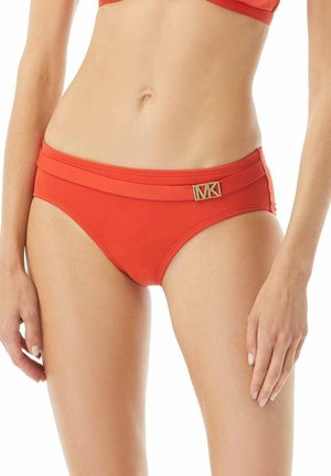 Bikini bottoms - persimmon