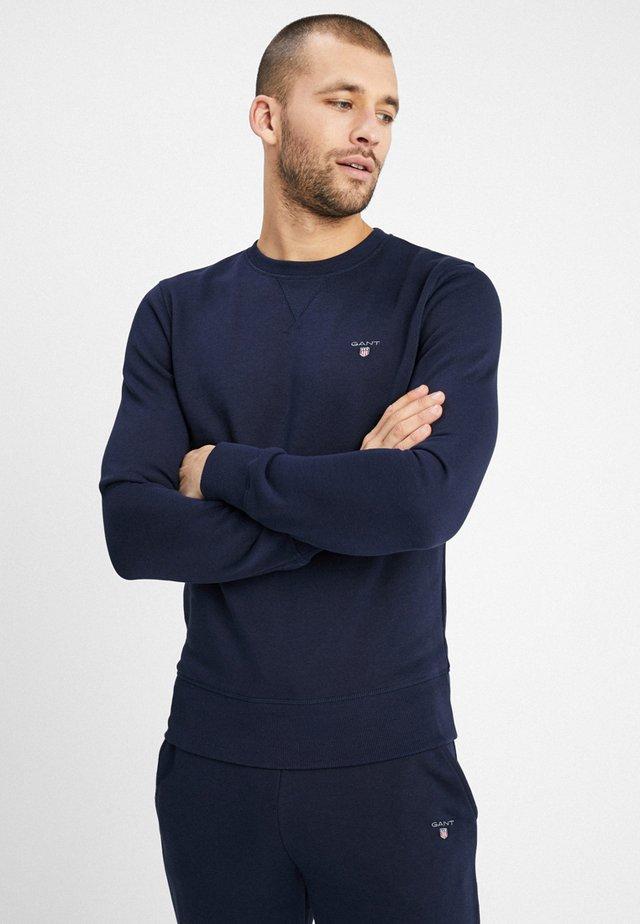 THE ORIGINAL C NECK  - Sweater - evening blue